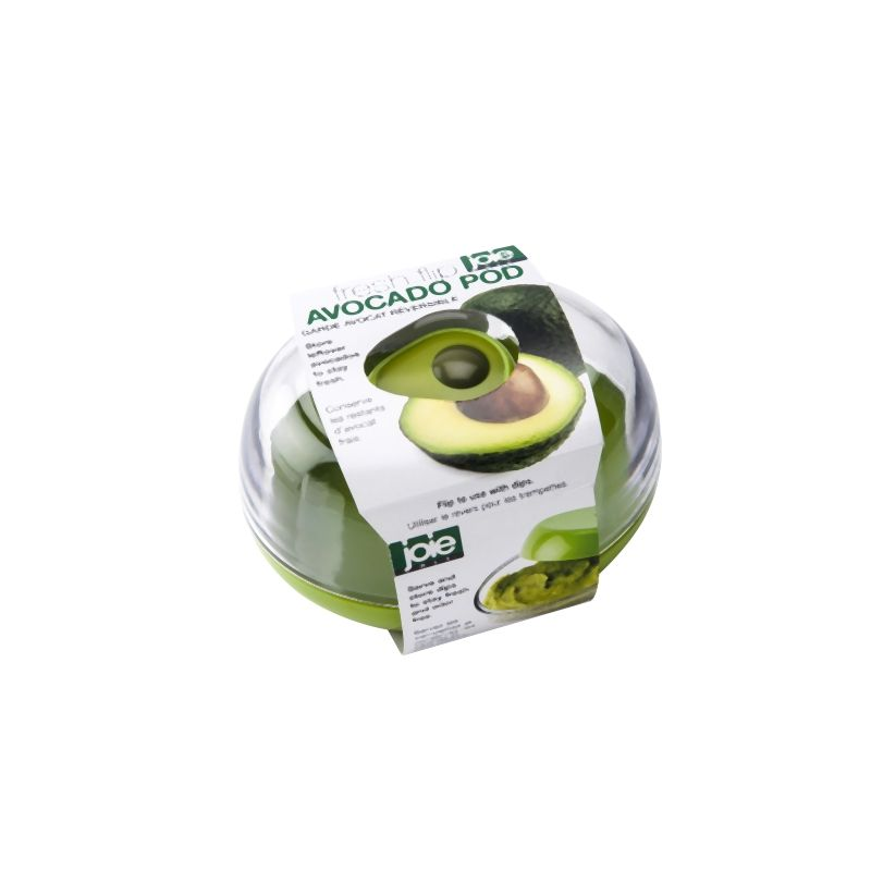 Bote guarda aguacates reversible